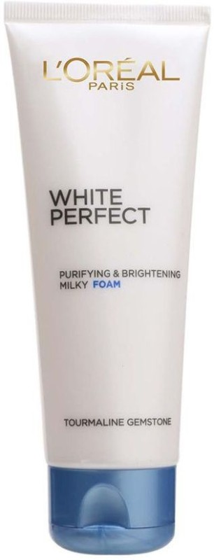 LOreal Paris Purifying & Brighting Milky Foam (White Perfect) Face Wash(49 ml)