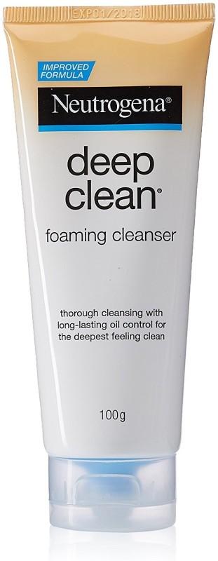 Neutrogena Deep Clean Face Wash(100 g)