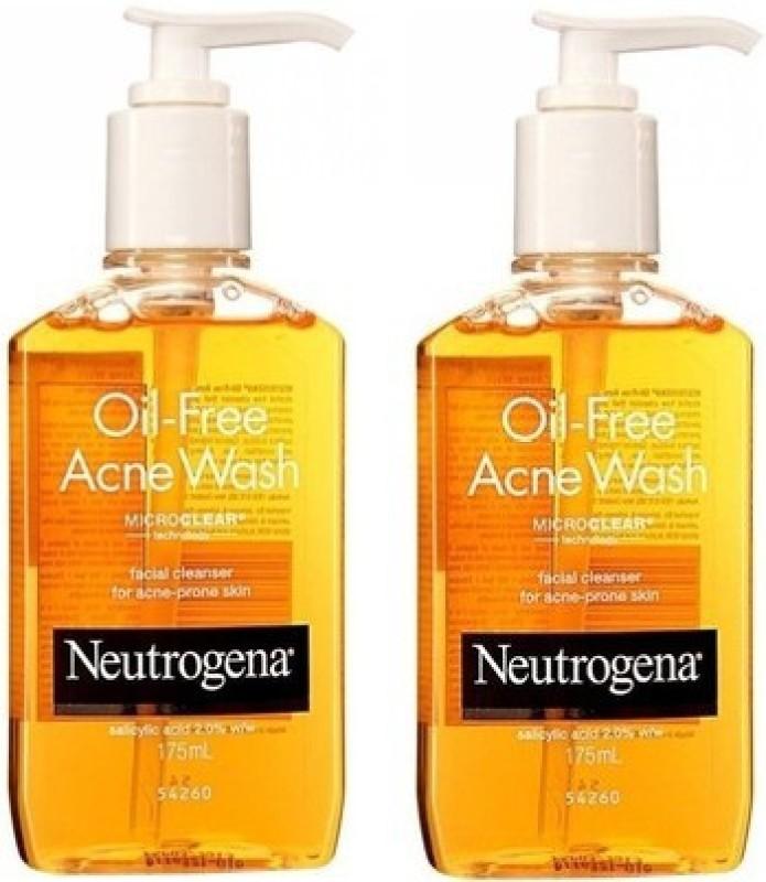 Neutrogena Acne Face Wash(350 ml)
