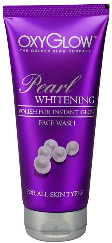Oxyglow Pearl Whitening Face Wash(99 ml)