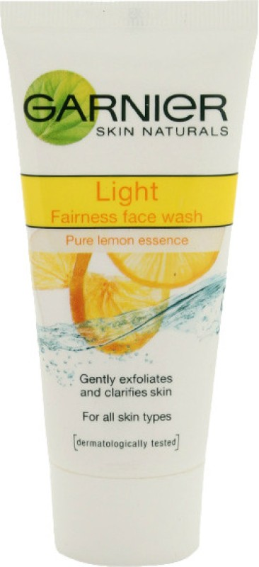 Garnier Light Fairness Face Wash(50 g)
