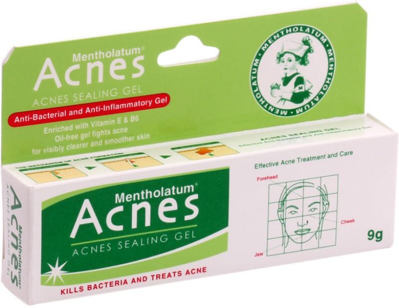 Acnes Sealing Gel Face Wash(9 g)