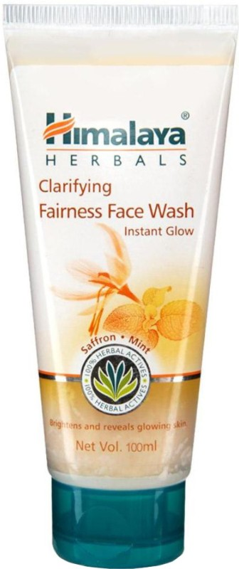 Himalaya Clarifying Fairness Face Wash(100 ml)