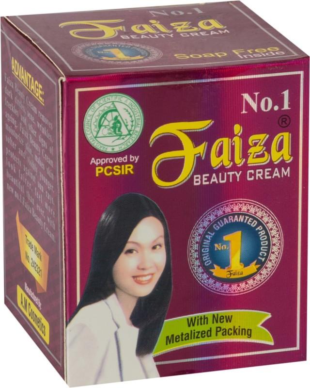 Nunnu Skin Care Faiza Skin Whitening Cream 101% Original Money Back Guarentee(60 g)