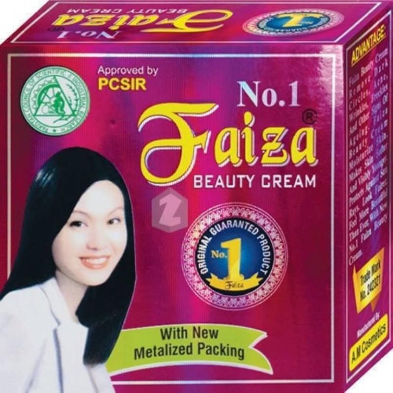 Faiza No. 1 Beauty Cream(50 g)