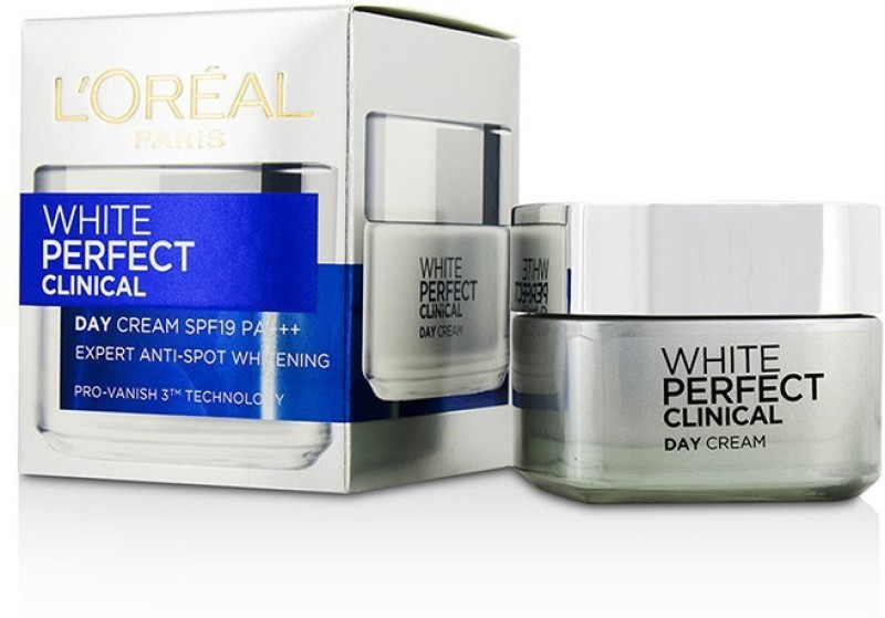 LOreal Paris White Perfect Clinical Day Cream SPF19 PA+++(50 ml)