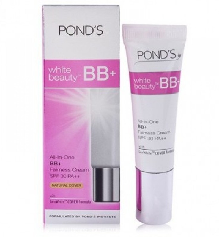 Ponds White Beauty All in one BB+ Fairness Cream SPF 30 PA++(18 g)