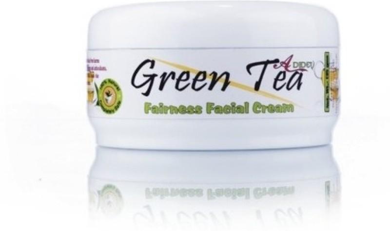 Adidev Herbals Green Tea Skin Tightening Fairness Cream(135 g)