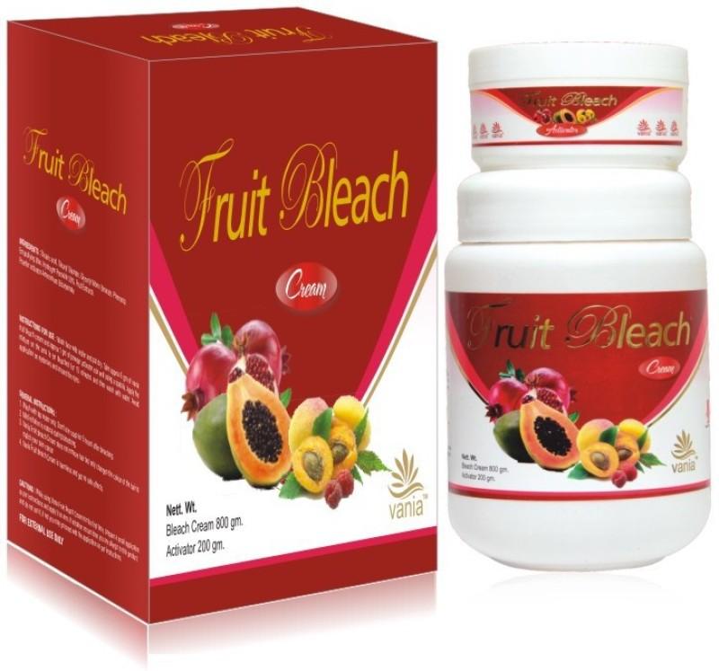 Vania Fruit Bleach Cream(1000 g)