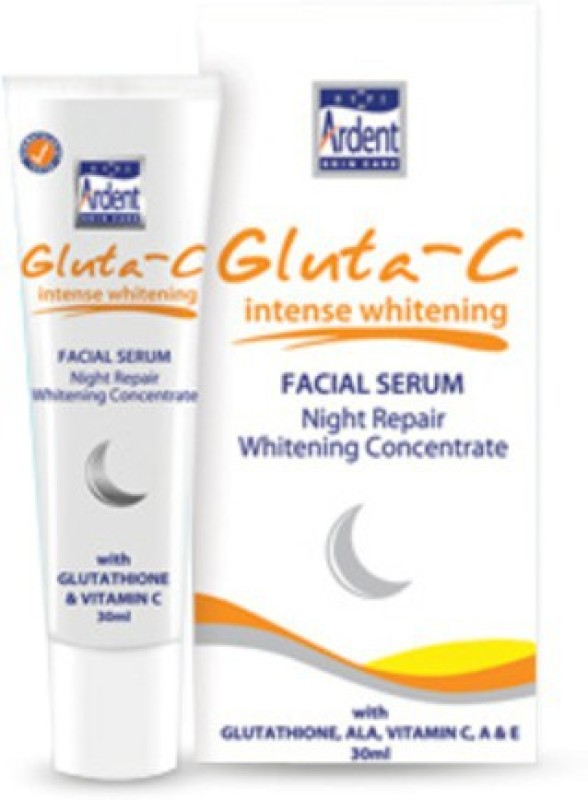 Gluta-C Whitening Facial Repair Night Serum / Skin Fairness Serum(30 ml)