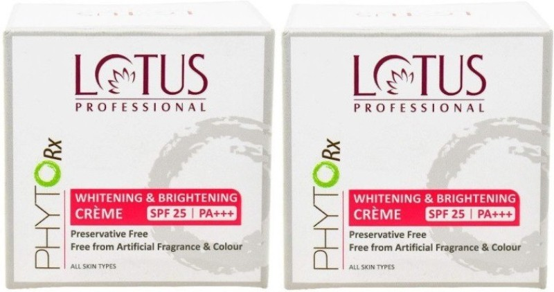 Lotus Professional Phyto Rx Whitening and Brightening Creme(100 g)