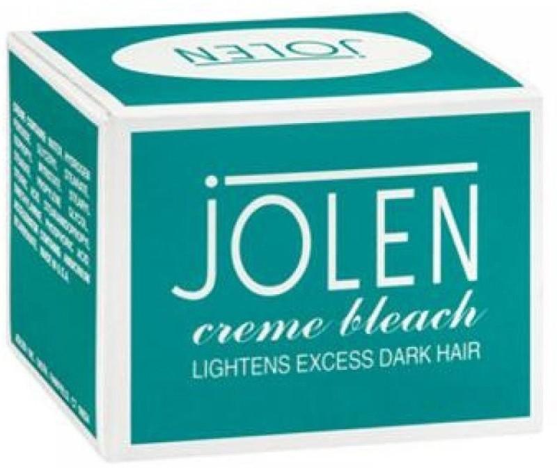 Jolen Creme Bleach Lightness Excess Hair Dark(28 g)