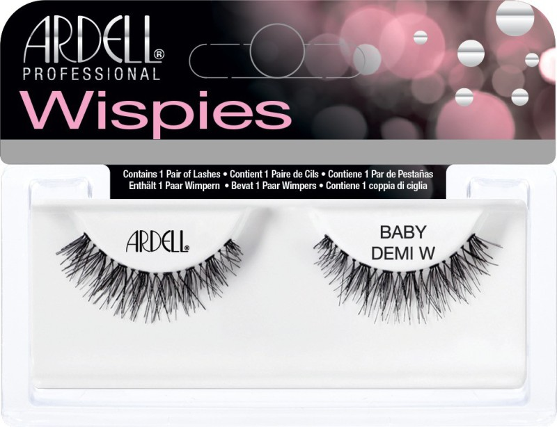Ardell Ardell Prof. Baby Demi Wispies Black(Pack of 1)