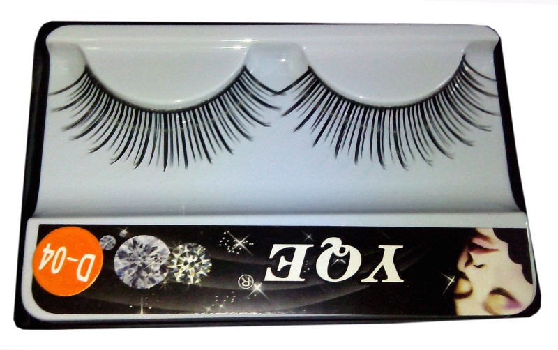 YQE Eye Lashes-d04(Pack of 2)