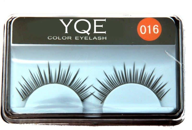 YQE Styling Eyelash Day and Night Pack(Pack of 1)