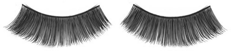 GlamGals Stylish Soft Thick False Eye Lashes For Women(Pack of 1)
