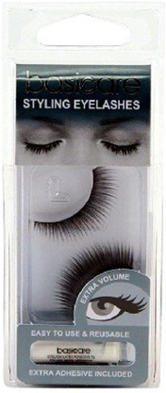 Basicare Styling Eye lashes(Pack of 2)