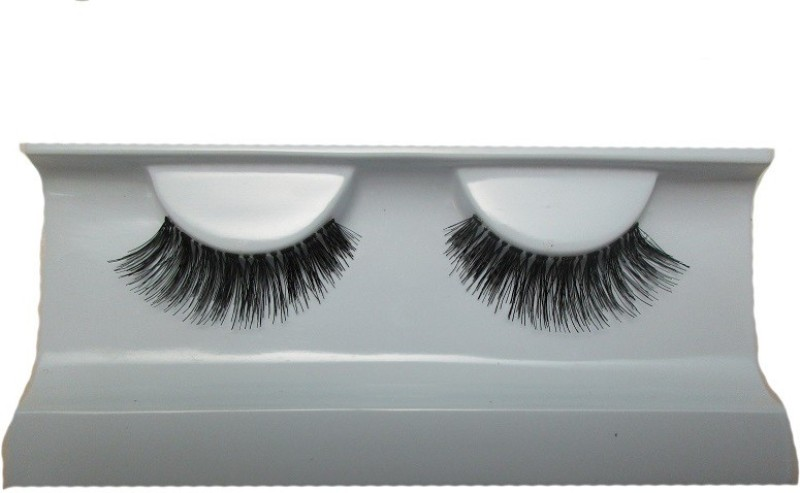 WigOWig Lashes-02 for Ladies with Beautiful Eyes with Remy Human Hair(Pack of 2)