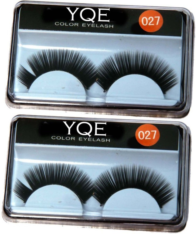 YQE Styling Eyelash Day and Night Pack(Pack of 2)