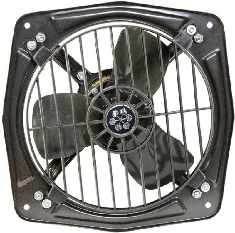 Usha Turbo Jet 300 3 Blade Exhaust Fan(Grey)