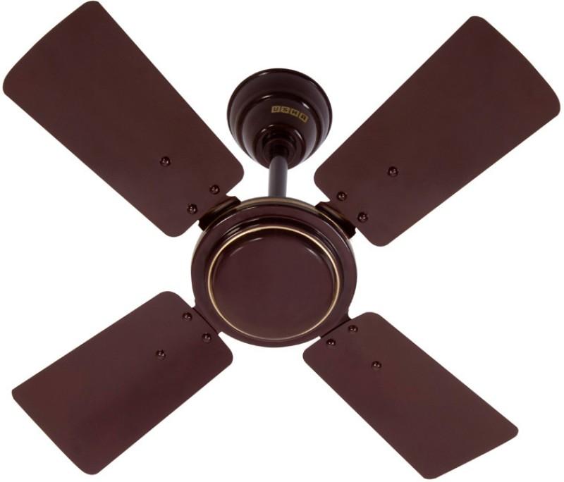 Usha Swift 4 Blade Ceiling Fan(Brown)