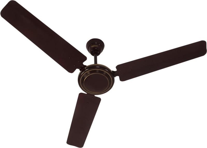 Usha Sonata Brown 1200 3 Blade Ceiling Fan(Brown)