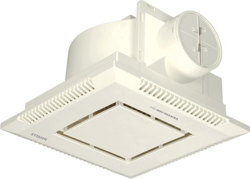 Havells 130 mm Ventilair Roof Mounting 5 Blade Exhaust Fan(White)