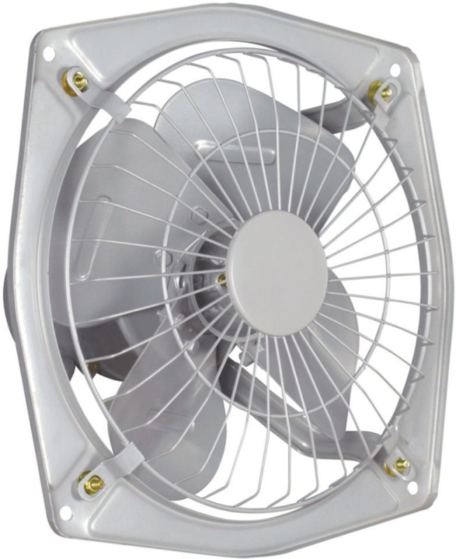 Luminous Fresher 4 Blade Exhaust Fan(Silver)