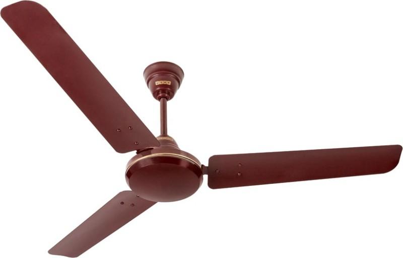 Usha Striker One 1200 MM 3 Blade Ceiling Fan(Brown)