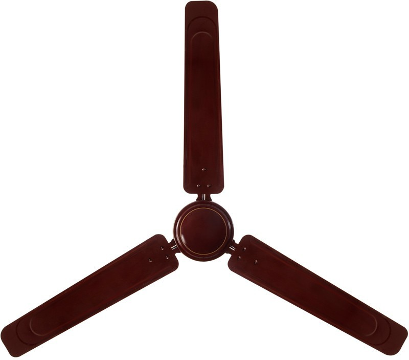 Everest Classic 3 Blade Ceiling Fan(Cherry Red)