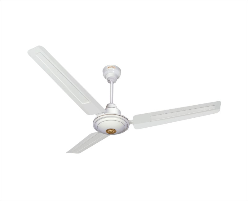 ACTIVA APSRA 3 Blade Ceiling Fan(WHITE)