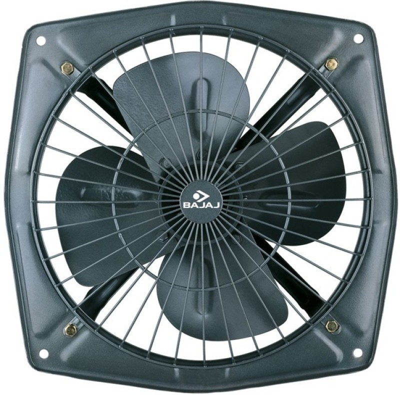 Bajaj Freshee Fresh 4 Blade Exhaust Fan(Black)