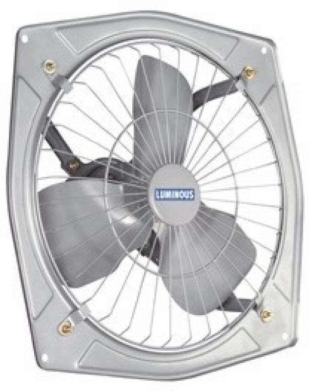 Luminous Fresher 3 Blade Exhaust Fan(Grey)