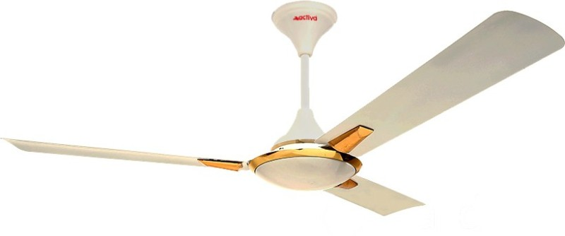 ACTIVA ORNET 5 STAR 3 Blade Ceiling Fan(PEARL IVORY)