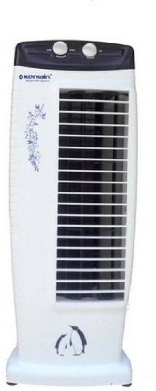 KENWIN Cool Breeze Tower Fan Tower Fan(White)