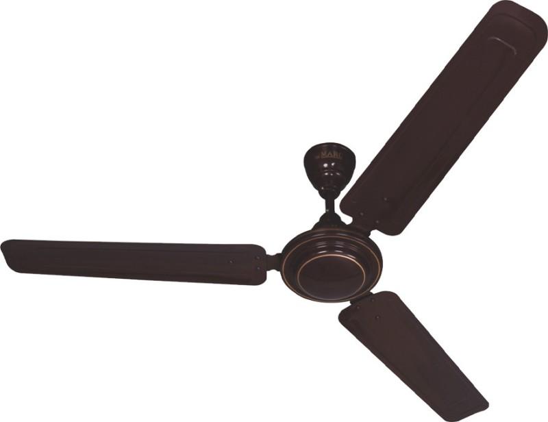 Marc Maxair 1200 3 Blade Ceiling Fan(Brown)