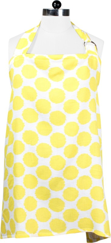 Bacati Nursing Cover Feeding Cloak(Yellow)