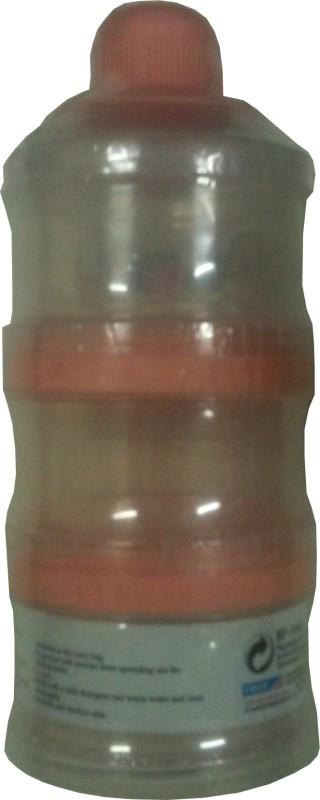 Farlin Milk Powder Container - Tall - Polypropylene(Peach)