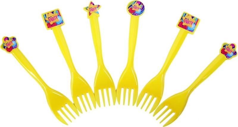 Funcart Fun & Frolic Party  - Plastic(Yellow)