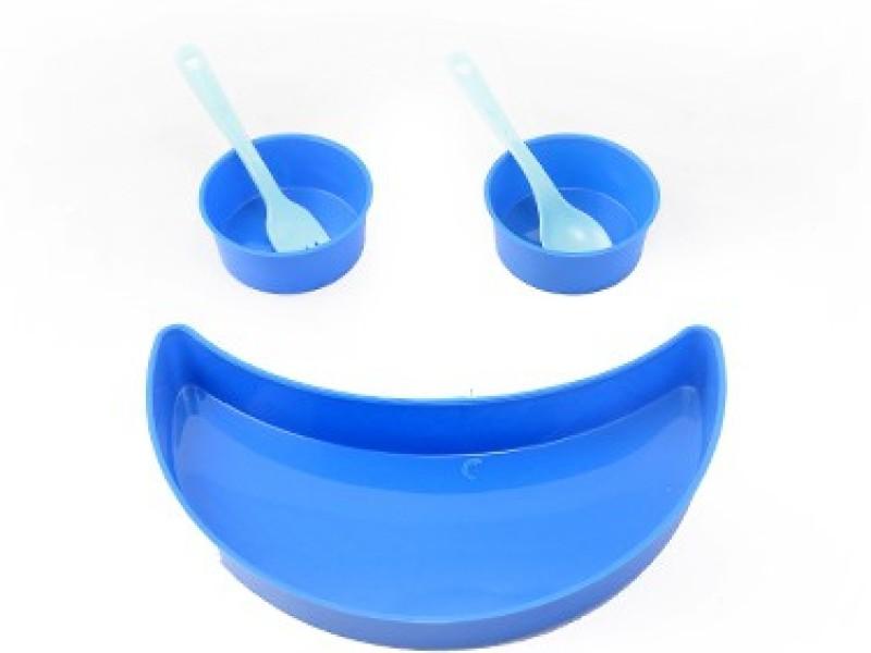 Pratha Smily Frisky  - Plastic(Purple, Blue, Pink, Yellow)