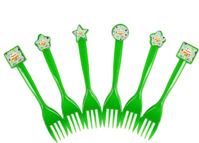 Funcart Frolic Birthday  - Plastic(Green)