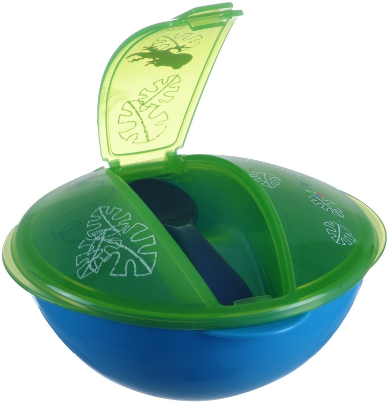 Fisher-Price FEEDING BOWL  - FOOD GRADE PLASTIC(Green, Blue)