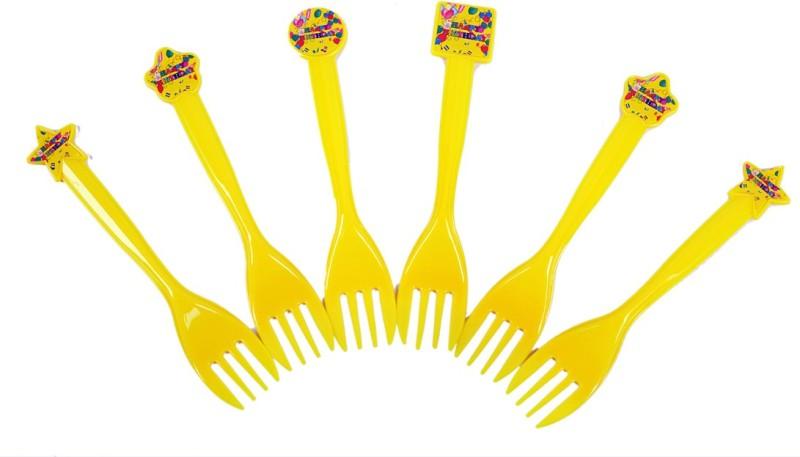 Funcart Colorful Balloons  - Plastic(Yellow)