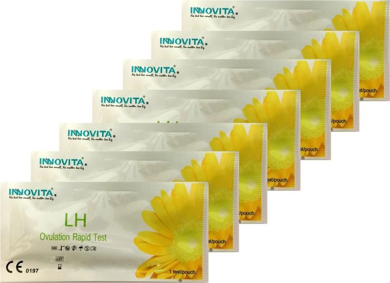 innovita OVULATION KIT-pack of 7 strips Ovulation Kit(7 Tests)