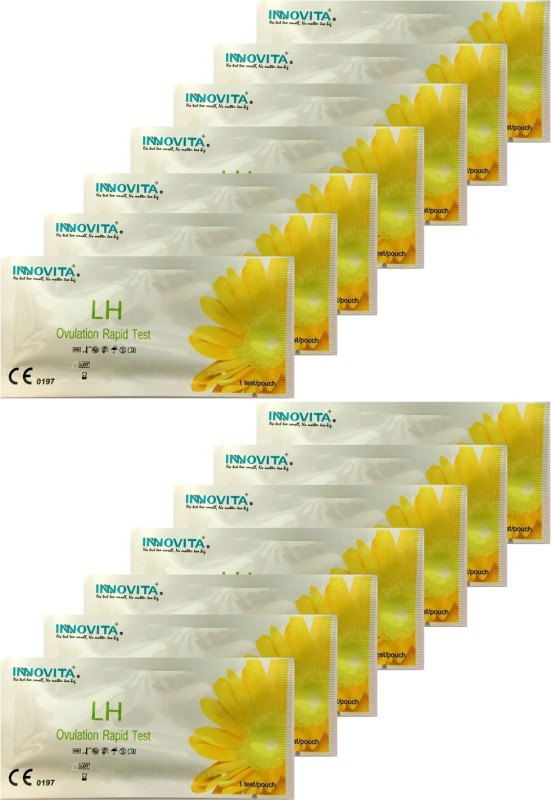 INNOVITA OVULATION KIT-pack of 14 strips Ovulation Kit(14 Tests, Pack of 14)