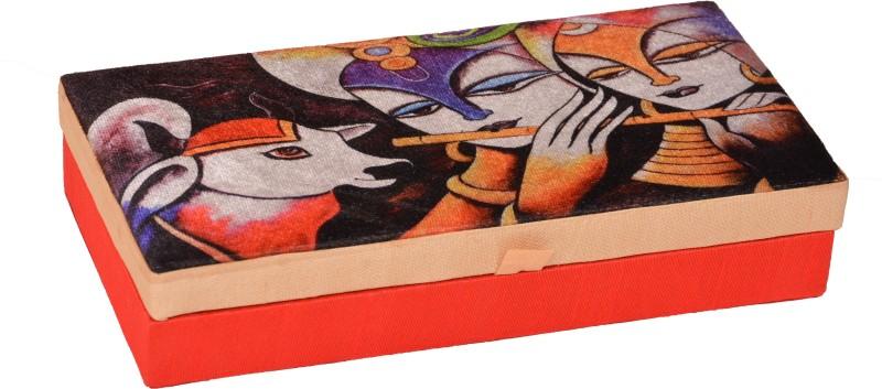 Loops n knots cc111 Wooden, Silk Gift Box(Multicolor)