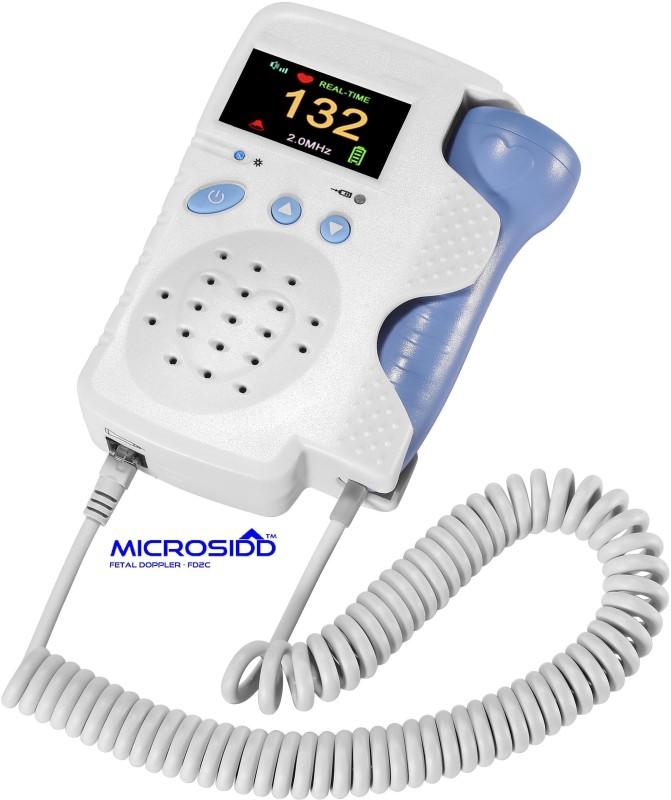 Microsidd MICROSIDD FD-2D White Fetal Doppler