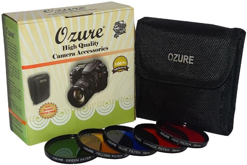 Ozure COFK-05 58 mm Color Effect Filter