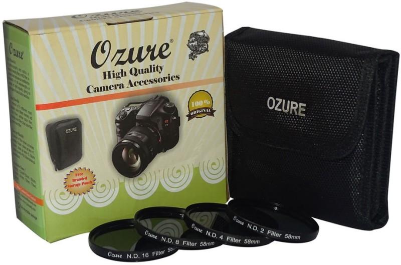 Ozure NDFK-04 58 mm ND Filter(58 mm)