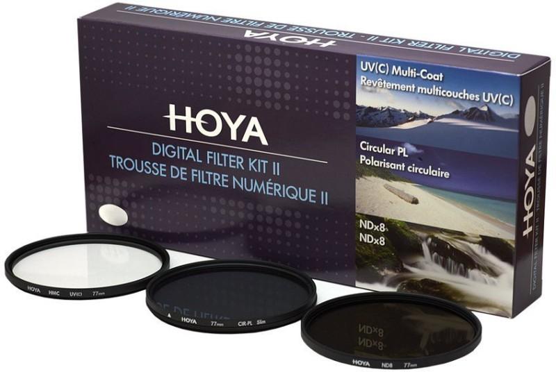 Hoya Digital Filter kit 62 mm Polarizing Filter (CPL)